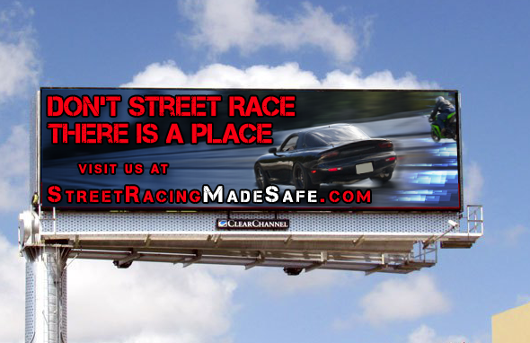 Dont Street Race